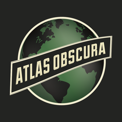 Cover art for Exploring The World's Hidden Wonders with Dylan Thuras and Atlas Obscura