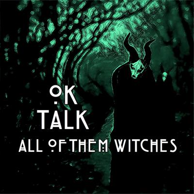 Cover art for All of Them Witches