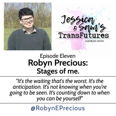 Cover art for Robyn Precious: Stages of me
