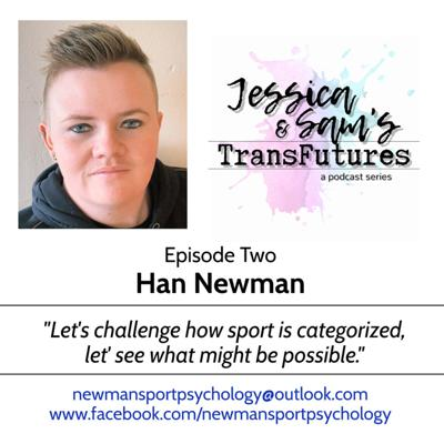 Cover art for Han Newman: Strength, Sport and Inclusion