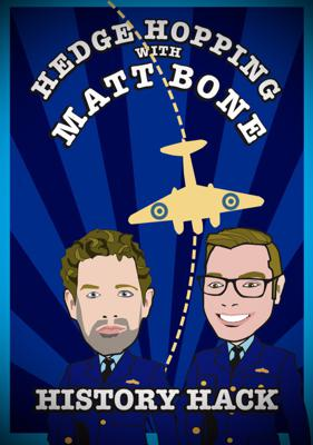 Cover art for Hedge-Hopping with Matt Bone - The Pathfinders with Will Iredale