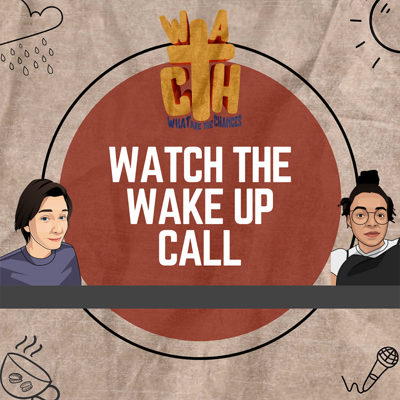 Cover art for WATCH the wake up call