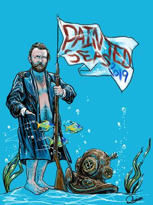 Cover art for Painted Seas: The Murder of Gerry Quinn Episode #2