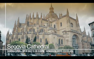 Cover art for Spain Day 3:  In Search of the Disneyland Castle in Segovia Spain