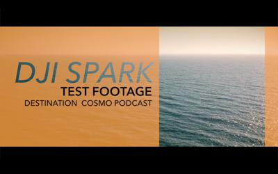 Cover art for Spark DJI Cinematic Test Footage