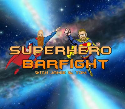 Cover art for Superhero Barfight - Episode 40 - The Mega Tournament
