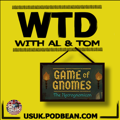 Cover art for WTD With AL & Tom - Critical Tales