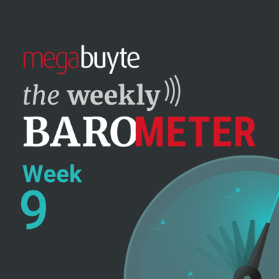 Cover art for Megabuyte Barometer – COVID-19 – Week 9 update