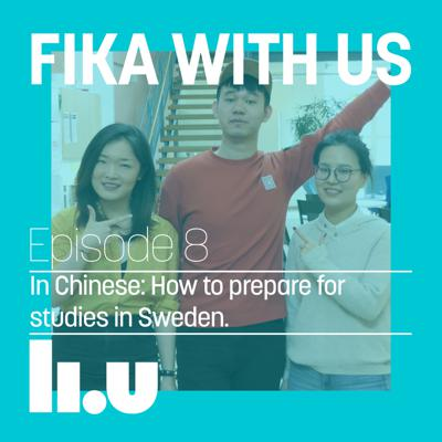 Cover art for The academic side and how to prepare for Sweden (in Chinese)
