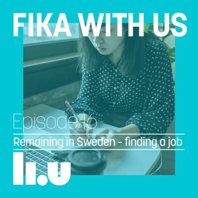 Cover art for Remaining in Sweden – finding a job