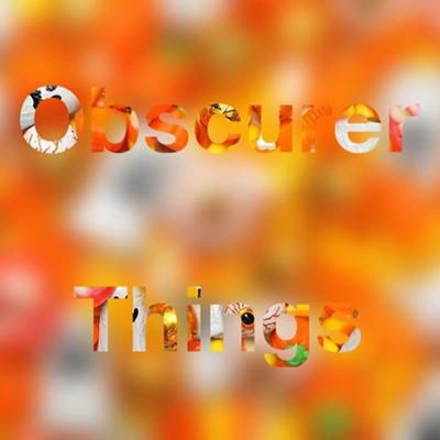 Cover art for Obscurer Things - 90's Halloween & Count Duckula