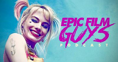Cover art for Harley Quinn and the Fantabulously Bad Movie Title