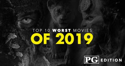 Cover art for The WORST of 2019 - Rated PG!