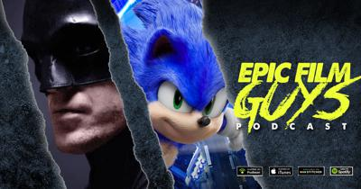 Cover art for Even SONIC can't outrun Battinson HYPE!