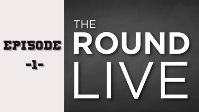 Cover art for The Round LIVE - Episode 1