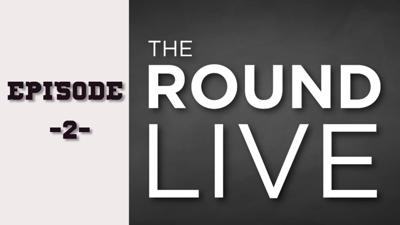 Cover art for The Round LIVE - Episode 2