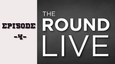 Cover art for The Round LIVE - Episode 4