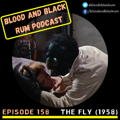 Cover art for Episode 158: THE FLY (1958)