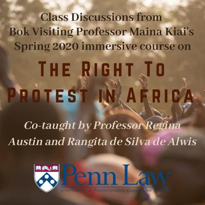Cover art for The Right to Protest in Africa - Session 4