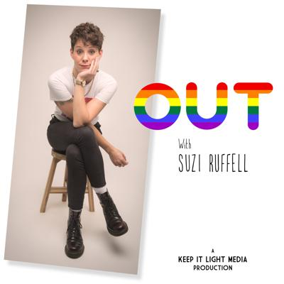 Cover art for Out with Suzi Ruffell (COMING SOON)
