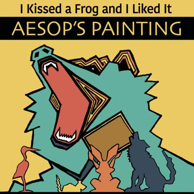 Cover art for Aesop's Painting