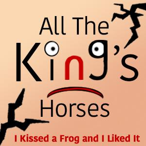 Cover art for All the King's Horses