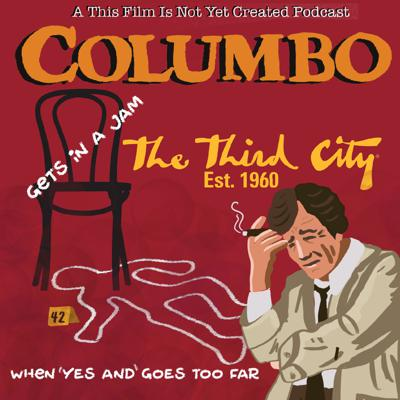 Cover art for Columbo with Leo Obregon