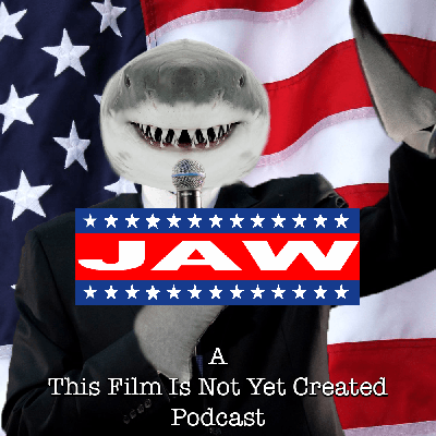Cover art for Jaws with Charlie Lacke