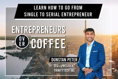 Cover art for Learn How To Go From Single To Serial Entrepreneur
