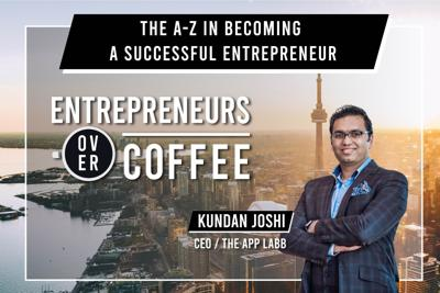 Cover art for The A-Z In Becoming A Successful Entrepreneur