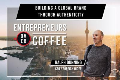 Cover art for Building A Global Brand Through Authenticity