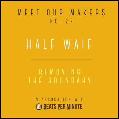 Cover art for 27. Half Waif - Removing the Boundary