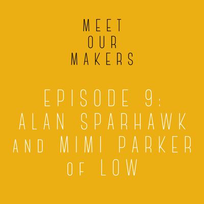 Cover art for 09. Alan Sparhawk & Mimi Parker of Low