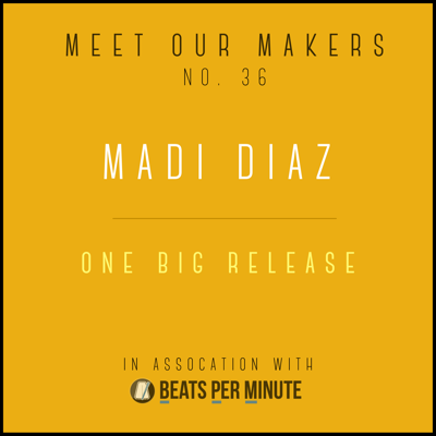 Cover art for 36. Madi Diaz - One Big Release