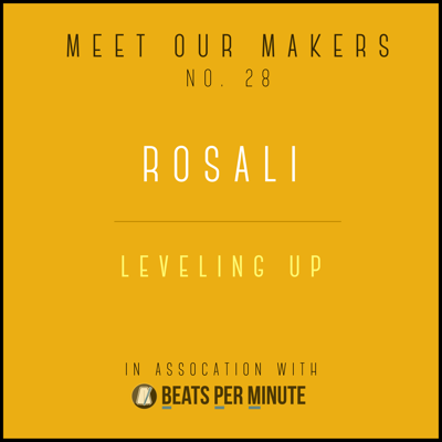 Cover art for 28. Rosali - Leveling Up