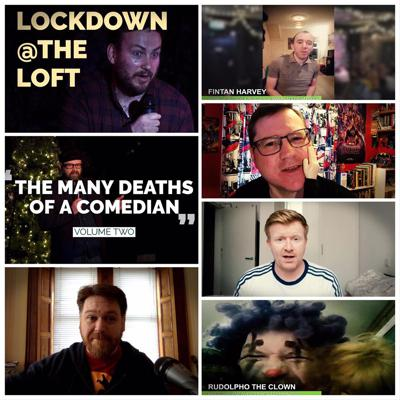 Cover art for Lockdown@TheLoft 2020 - S01E02 - Dying On Your Hoop