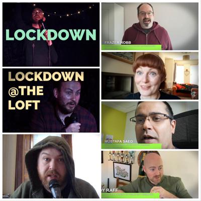 Cover art for Lockdown@TheLoft 2020 - S01E03 - Dying On Your Hoop