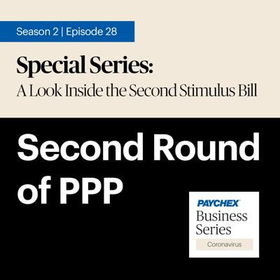 Cover art for A Second PPP is Here – Get the Facts and Guidance You Need