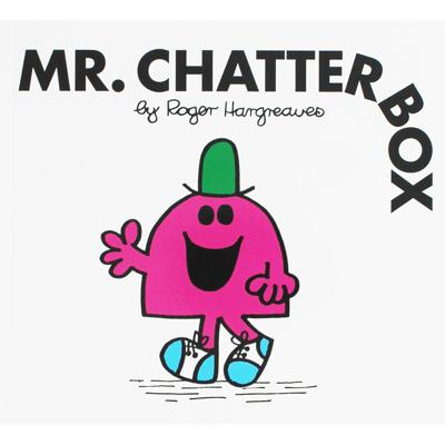 Cover art for Mr. Chatterbox - 20