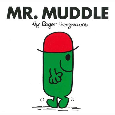 Cover art for Mr. Muddle - 23