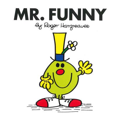 Cover art for Mr. Funny - 18