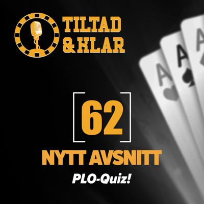 Cover art for 62 - PLO-Quiz!