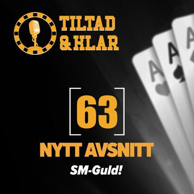 Cover art for 63 - SM-Guld!