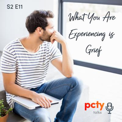 Cover art for What You're Experiencing is Grief