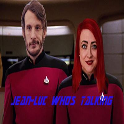 Cover art for Episode 3- House Romulans, terrible nicknames and the worst 'Secret Death Squad' in the Alpha Quadrant.