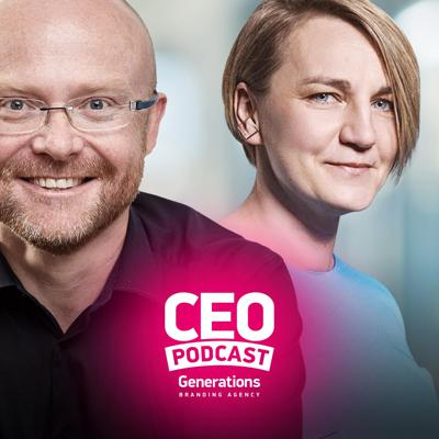 Cover art for CEO Podcast #04: Curaprox - Lucia Pašková