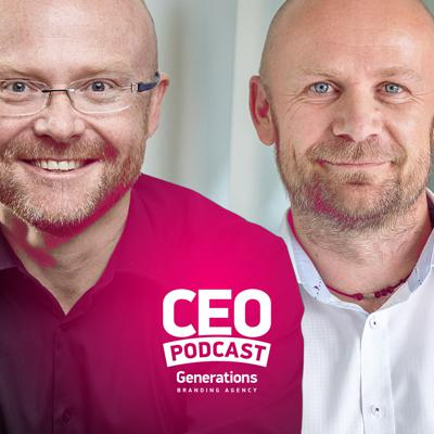 Cover art for CEO Podcast #03: Telenor HU - Ján Hanuš