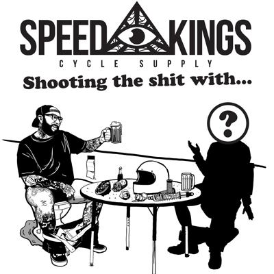 Cover art for Shootin' The Sh!t With Speed-Kings - BareKnuckle Paul EP. 010