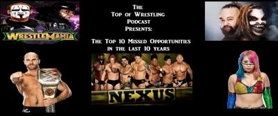 Cover art for Episode 14 - Top 10 Missed Opportunities of the Last 10 Years