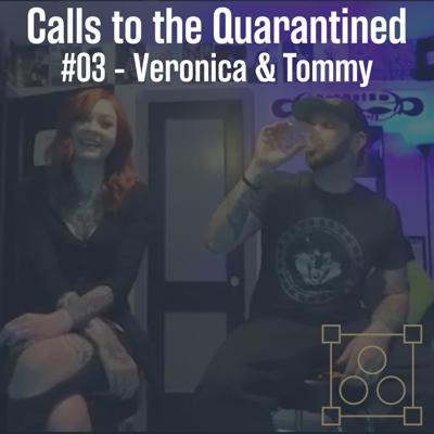 Cover art for #03 - Veronica & Tommy